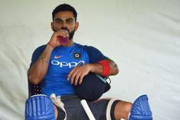 West Indies vs India 2017: Virat Kohli & Boys Sweat it Out