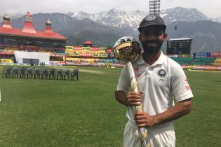 Ajinkya Rahane Thanks Teammates for Believing in Him
