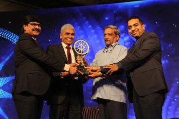 Outstanding Achievement (Make In India)-United Technologies