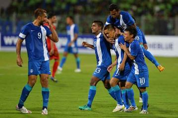 India face Turkmenistan test in 2018 World Cup qualifiers