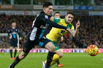Arsenal held to a 1-1 draw by Norwich as Sanchez comes off injured