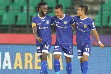 ISL 2015: Chennaiyin FC thrash Delhi Dynamos 4-0, jump to fourth spot