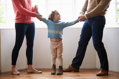 How A Husband-Wife's Equation Imbibes Positive Parenting