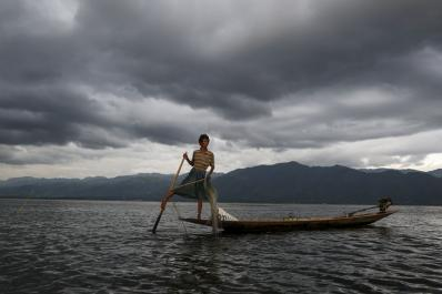Myanmar's Lake Inle Is The Most Magical Destination In The World