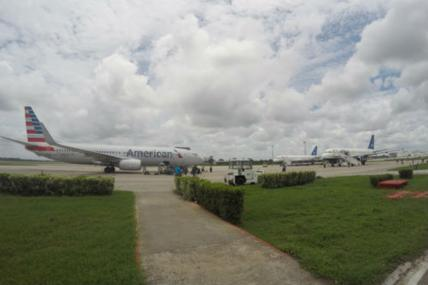 First US-Cuba Scheduled Passenger Flight  Takes Off