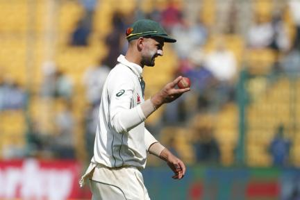 In Pics: India vs Australia, 2nd Test, Day 1 in Bengaluru