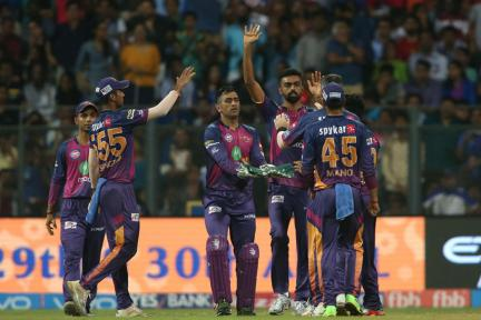 In Pics: MI vs RPS, IPL 2017, Match 28