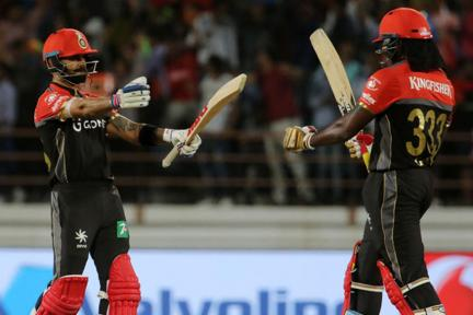 In Pics: GL vs RCB, IPL 2017, Match 20