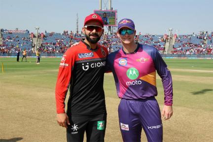 In Pics: RPS vs RCB, IPL 2017, Match 34