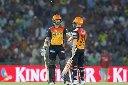 In Pics: KXIP vs SRH, IPL 2017, Match 33