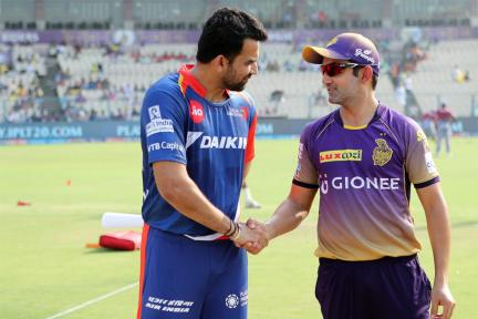 In Pics: KKR vs DD, IPL 2017, Match 32
