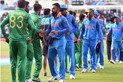 In Pics, Champions Trophy 2017: IND vs PAK, Match 4