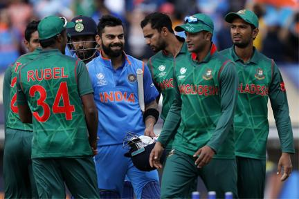 In Pics, Champions Trophy 2017: IND vs BAN, Semi-final