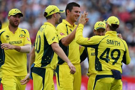 In Pics, Champions Trophy 2017: Aus vs NZ, Match 2