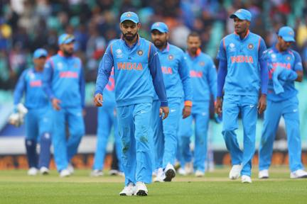 In Pics, Champions Trophy 2017: IND vs SL, Match 8