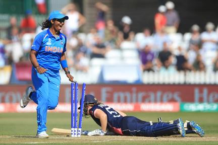 In Pics, Women's World Cup 2017: Ind vs Eng, Match 2