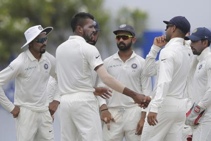 In Pics, Sri Lanka vs India, First Test, Day 3