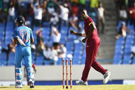 In Pics, West Indies vs India 2017: Fourth ODI