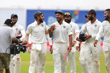 In Pics, India vs Sri Lanka, Third Test, Day 3
