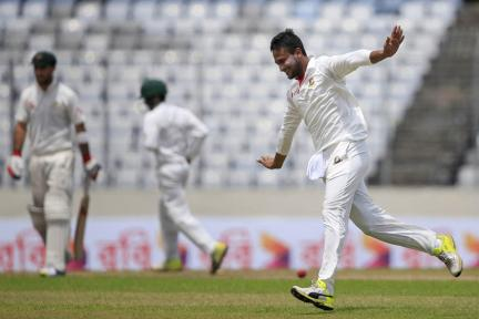 In Pics, Bangladesh vs Australia, First Test