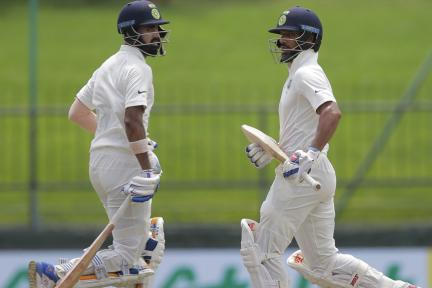 In Pics, India vs Sri Lanka, Third Test, Day 1