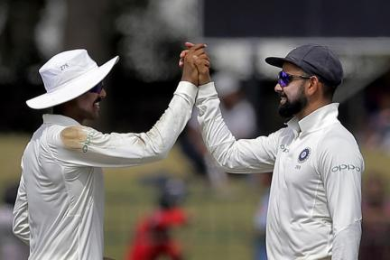 In Pics, Sri Lanka vs India, Second Test, Day 4