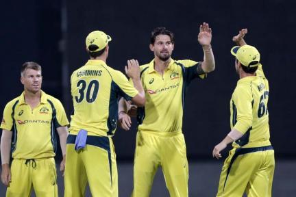 In Pics, India vs Australia, Fourth ODI