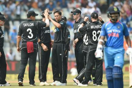 In Pics, India vs New Zealand, 1st ODI