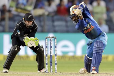In Pics, India vs New Zealand, 2nd ODI