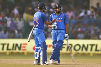 In Pics, India vs New Zealand, 3rd ODI