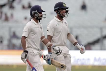 In Pics, India vs Sri Lanka, 1st Test Day 1