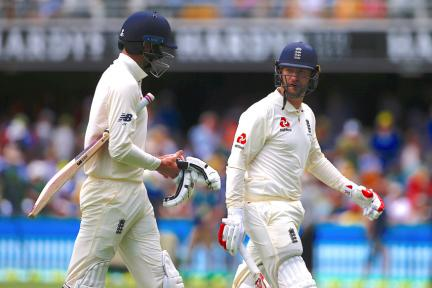 In Pics, Ashes 2017, Australia vs England, 1st Test Day 1