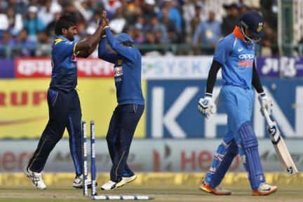 In Pics, India vs Sri Lanka, 1st ODI