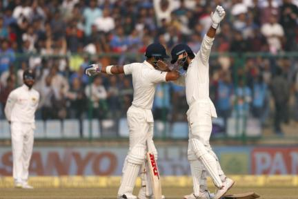 In Pics, India vs Sri Lanka, 3rd Test, Day 1