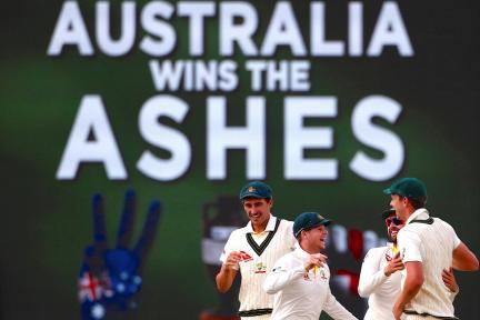 In Pics,Ashes 2017, Australia vs England, Third Test, Day 5