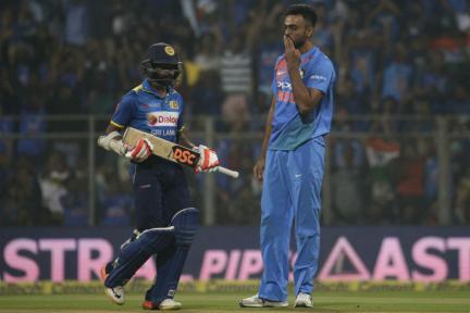 In Pics, India vs Sri Lanka, 3rd T20I in Mumbai