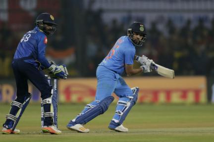 In Pics, India vs Sri Lanka, 2nd T20I at Indore