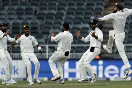 In Pics, India vs South Africa, Third Test, Day 3 at Johannesburg