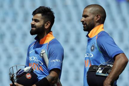 In Pics, India vs South Africa, 2nd ODI in Centurion