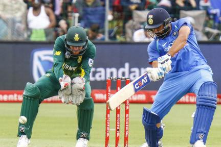 In Pics, South Africa vs India, 5th ODI in Port Elizabeth