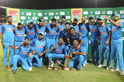 In Pics, South Africa vs India, 6th ODI in Centurion