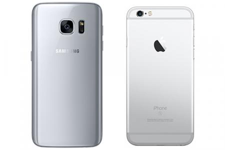 Samsung s7 and IPhone 6s leads imaging test