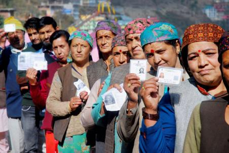 Himachal Pradesh Assembly Elections: Citizens Cast Their Vote