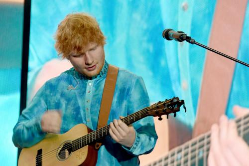 Watch: Ed Sheeran Brings the House Down With His Mumbai Concert