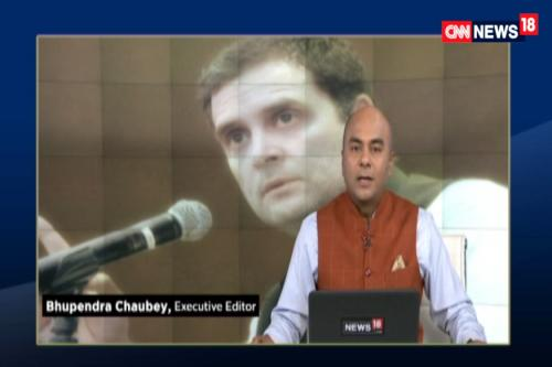 Watch: Face Off@9 With Bhupendra Chaubey