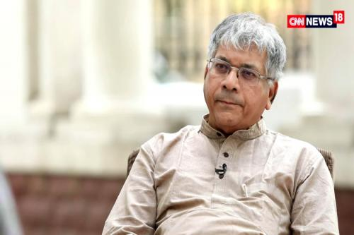 Watch: Off Centre With Prakash Ambedkar