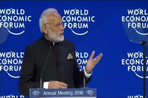 Watch: PM Narendra Modi Plenary Speech in Davos