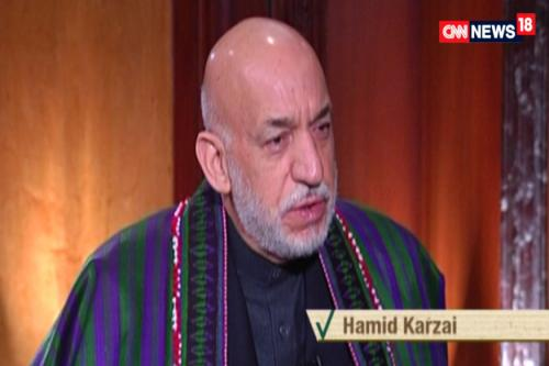 Virtuosity: Vir Sanghvi In Conversation With Hamid Karzai