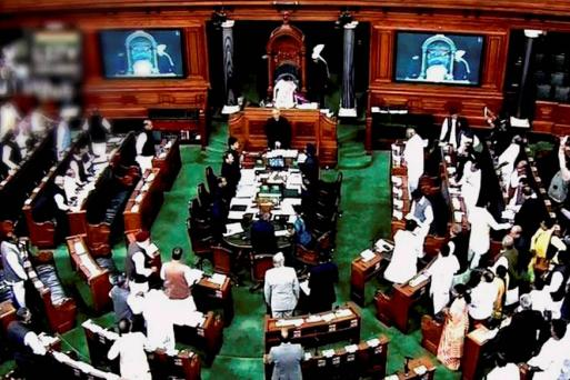 NOTA option for the first time in Rajya Sabha elections