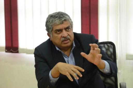 Infosys gains for third consecutive day on hopes of Nilekani's return